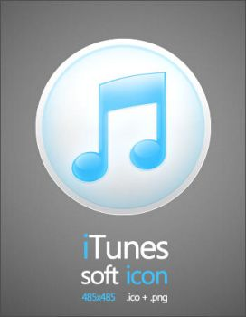 iTunes Soft by d-bliss
