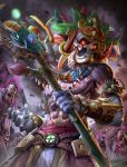 Ah Puch Smite by Brolo