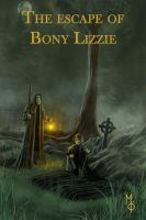 The escape of Bony Lizzie by FantasyMaker
