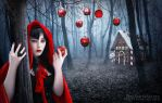 Sweet Snow Riding Hood by Juli-SnowWhite