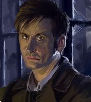 10th Doctor - David Tennant by tribute27