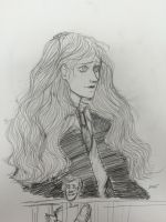 Hermoine by migtrees