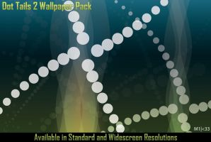 Dot Tails 2 Wallpaper Pack by mikee99