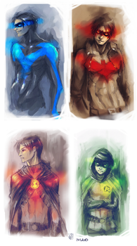 RobinS by AkiMao