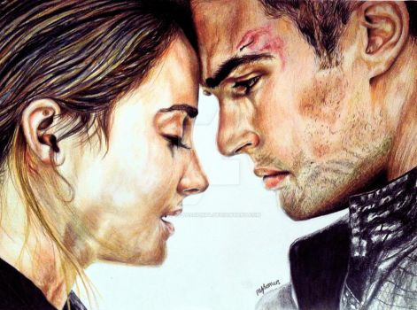 Divergent by Art-is-passion04