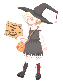 Trick or Treat by cheny1996