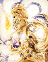 NINETALES .:1 Advent Fire:.