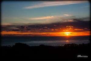 La Jolla Sunset by andmil