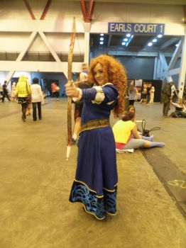 LFCC: Merida by LabyrinthLadyLover