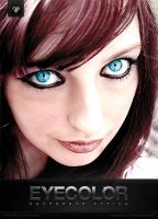 Eye Color by Jean31