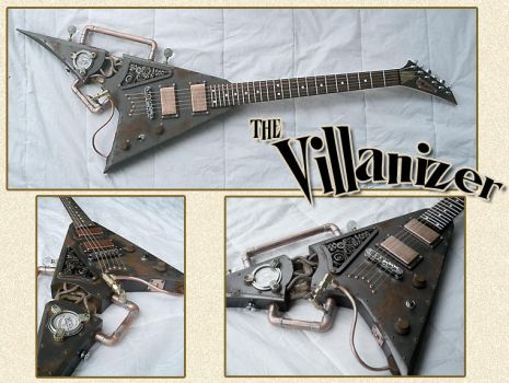 The Villanizer by SpazedOut