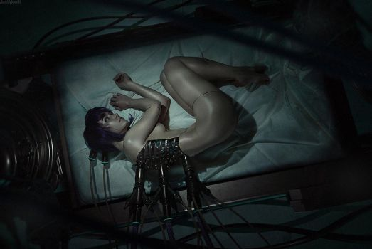 Ghost in the Shell by adelhaid
