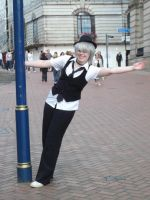 Prussia: Messing Around by Luna-RoxCosplay