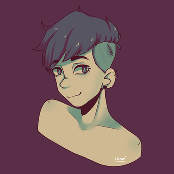 Palette Challenge by smolboii