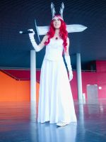 Aurora - Child Of Light Cosplay by Frimy