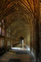 Holy passageway stock by A68Stock