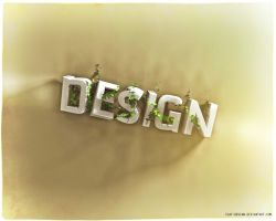 Typography 4. by TJay-Design