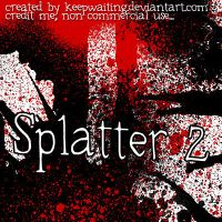 Extreme Splatter by KeepWaiting