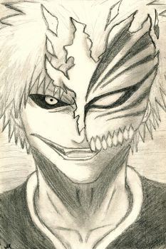 Ichigo's Broken Mask by SilverSoul1496