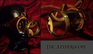 Arcanepunk: The Aetherscope by TormentedArtifacts