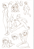Poses by Cocodoo
