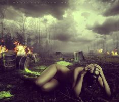 Toxic Generation by ObscureLilium